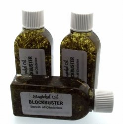 25ml Block Buster Magickal Oil