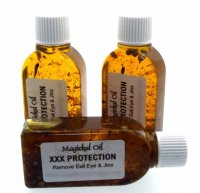 25ml XXX Protection Magickal Oil