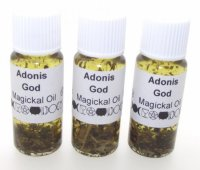 Adonis God Herbal Infused Botanical Oil