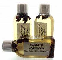 25ml Agarwood Magickal Oil
