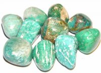 Amazonite Tumbled Gemstone - Large