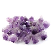 Amethyst Dark Points - Set Of 5