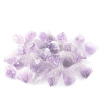 Amethyst Points - set of 5 small crystals