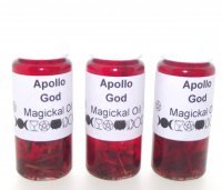 Apollo God Herbal Infused Botanical Oil
