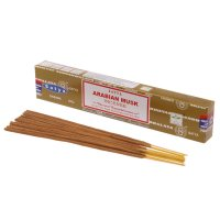 Nag Champa Arabian Musk Incense - Single Pack