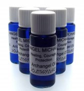 Archangel Michael Angel Oil / Poetic Inspiration