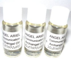 Archangel Ariel Angel Oil / Poetic Inspiration