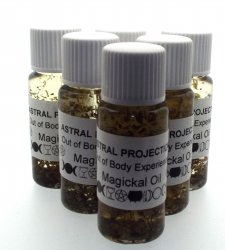 Astral Travel Oil - Open The Gateway To Astral Travel