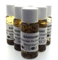 Banishing Anointing Oil