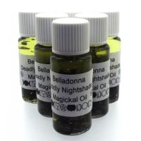Deadly Nightshade / Belladonna Magickal Oil + Herb