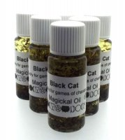 Black Cat Oil / Lucky For Games Of Chance