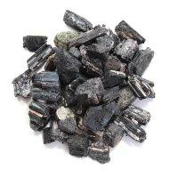 Black Tourmaline Unpolished - Large