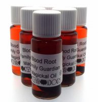 Blood Root Spell Oil Family Guardian