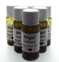 Brigid Goddess Oil