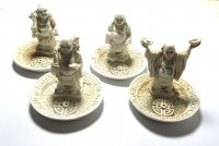 Buddha Statue Incense Holder