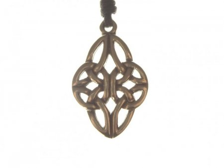 Celtic Knotwork Pewter Pendant - 12 designs to choose from!