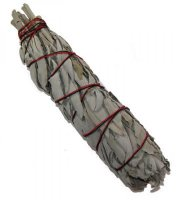 Californian White Sage Smudge Stick 8 Inches