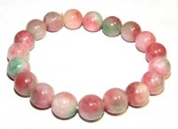 Candy Jade Gemstone Crystal Power Bracelet