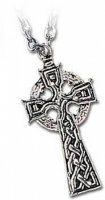 Celts Cross Pendant Alchemy Gothic