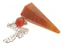 Chalcedony Pendulum for Divination