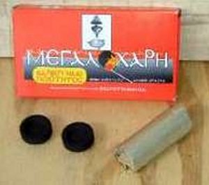 Charcoal - Greek - box of 36 tablets
