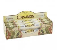 120 Cinnamon Incense Sticks - TULASI