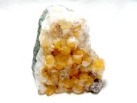 Citrine Cut Base Specimen 1