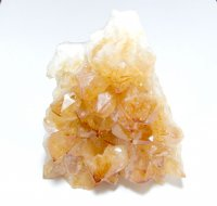Citrine Cut Base Specimen 2
