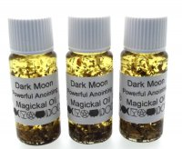 Dark Moon Herbal Spiritual Oil