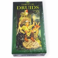 Tarot Of The Druids Tarot Cards / Deck