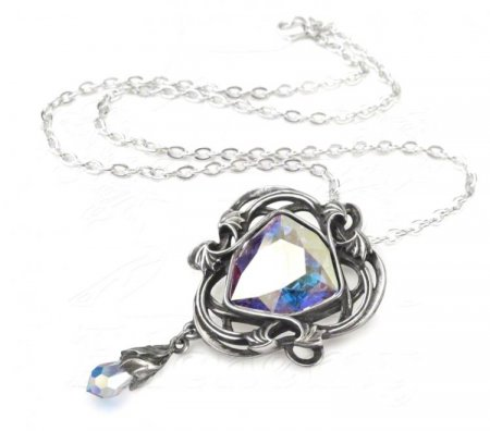 Empyrean Eye: Tears From Heaven Necklace