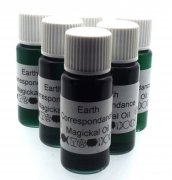 Earth Elemental Correspondence Oil
