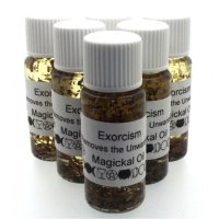 Exorcism Oil / Hand Blended / Remove The Unwanted
