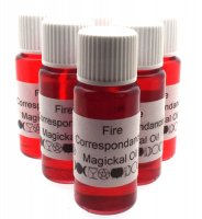 Fire Elemental Correspondence Oil