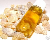 Frankincense Oil + Herb Magickal Oil Made The Old Way