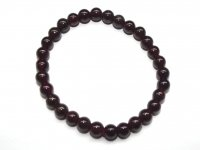 Garnet Mini Power Bracelet
