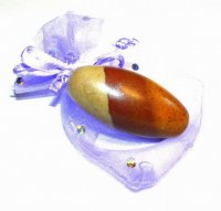 Genuine Shiva Lingam Temple Stone From Narmada River