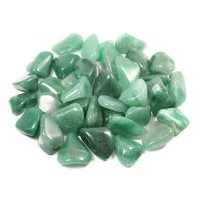 Green Chalcedony Gemstone - Medium
