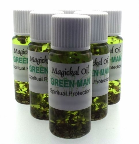 Green Man Spell Oil Spiritual Protection