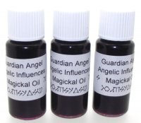 Guardian Angel Oil / Attracts Angelic Influences