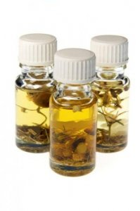 Gypsy Blood Herbal infused Magickal Oil