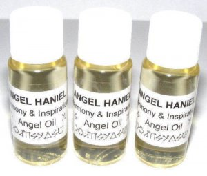 Archangel Haniel Angel Oil / For Prayer, Love, Joy