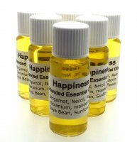 Happiness Herbal infused Magickal Oil