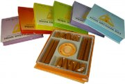 Heart Chakra Incense Boxed Set