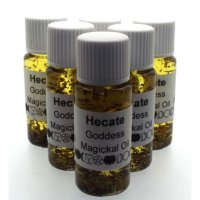 Hecate Magickal Oil / Wicca / Goddess
