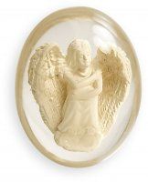 Hope Worry Stone Angel