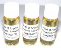 Host Of Angels Oil / 7 Angelic Rays