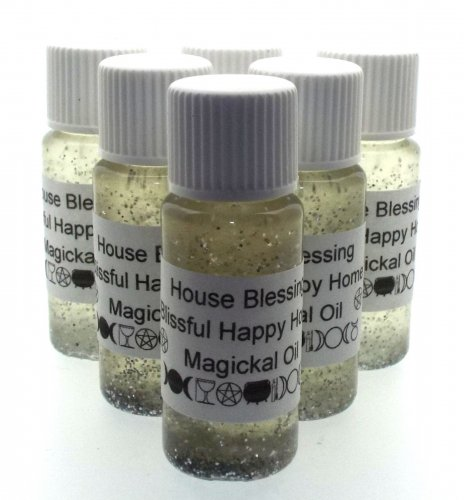 House Blessing Oil / Untold Blessings To Your Home