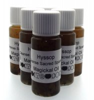 Hyssop Oil / For All Purification Purposes