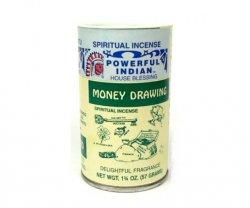 Money Drawing Incense Powder